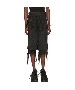Ktz   Embroidered Shorts