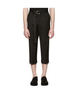 D BY D | Belted Trousers