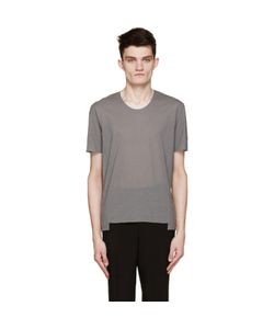 Costume National | Exposed Seams T-Shirt