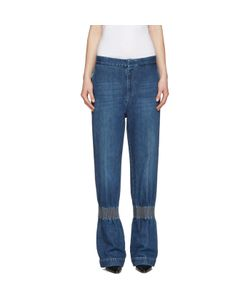 Stella Mccartney | Ruched Jeans