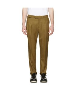 TOGA VIRILIS   Wool Trousers