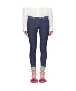 Kenzo | Super Stretch Logo Jeans