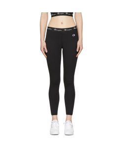CHAMPION REVERSE WEAVE | Logo Patch Leggings