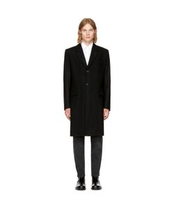 Éditions M.R | Wool Classic Overcoat