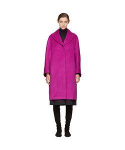 Jil Sander Navy | Oversized Wool Coat