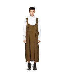 Ys | Long Chino Dress