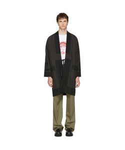 Visvim | Pinstripe Ruunpe Coat