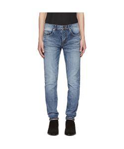 Saint Laurent | Université Low-Waisted Skinny Jeans