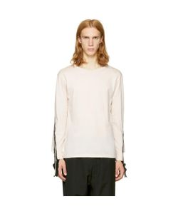 FACETASM | Long Rib Sleeve T-Shirt