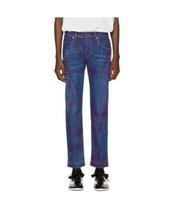 Gucci | Stonewashed Tapered Jeans