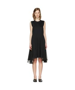 Noir Kei Ninomiya | Chiffon Wings Dress