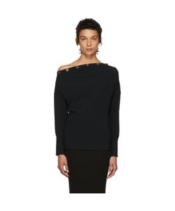 Victoria Beckham | Button Neck Blouse