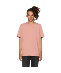 MSGM | Back Box Logo T-Shirt