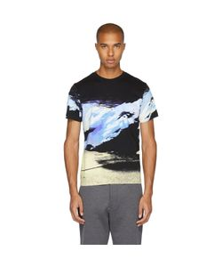 Kenzo | Abstract Landscape T-Shirt