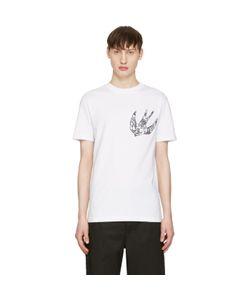 Mcq Alexander Mcqueen | Paisley Swallow T-Shirt