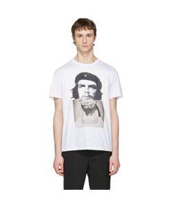 Neil Barrett | Hybrid Marble Guevara T-Shirt