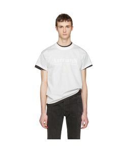 VETEMENTS | Hanes Edition Fitted Double Antwerpen T-Shirt