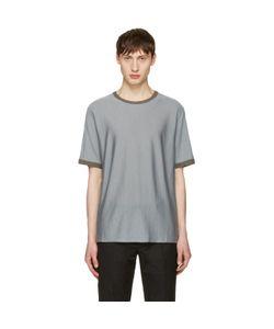 Jil Sander | Contrast Collar T-Shirt