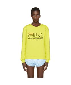 GOSHA RUBCHINSKIY | Fila Edition Pullover