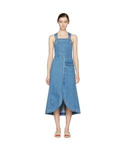 See By Chloe | See By Chloé Denim Overall Dress