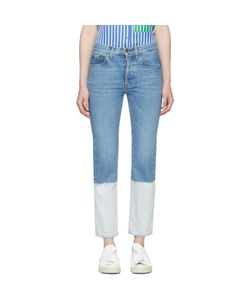 Ports   1961 Two-Tone Jeans