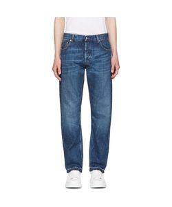 Alexander McQueen | Slit Hem Jeans