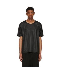 Issey Miyake | Textured T-Shirt