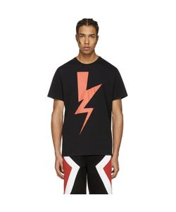 Neil Barrett | Abstracted Bolt T-Shirt