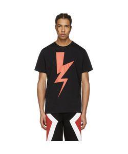 Neil Barrett | Abstracted Bolt T-Shirt