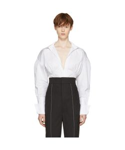 JACQUEMUS | And Striped La Chemise Paula Shirt