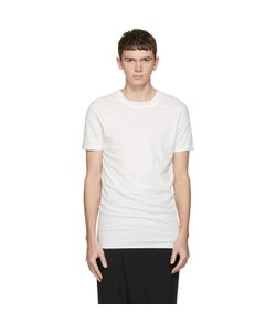 Isabel Benenato | Double Collar T-Shirt