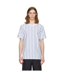 Rag & Bone | Rag And Bone Disrupted Stripe T-Shirt