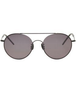 Johnlawrencesullivan | Round Sunglasses