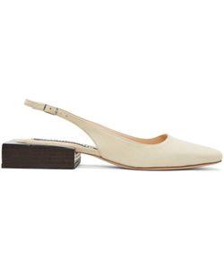 JACQUEMUS | Les Chaussures Santons Heels