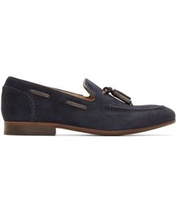 H By Hudson | Suede Pierre Loafers