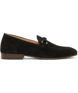 H By Hudson | Suede Renzo Loafers