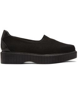 Robert Clergerie   Pauli Jersey Slip-On Sneakers