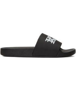 Ktz   Logo Slide Sandals