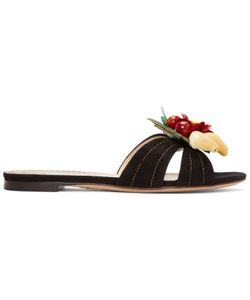 Charlotte Olympia | Tropical Sandals