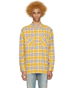 FEAR OF GOD | 4th Collection Flannel