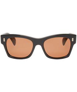 Oliver Peoples The Row | Black Acetate 71st Street Sunglasses