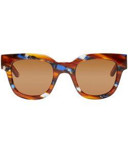 SUN BUDDIES | Brown Type 05 Sunglasses