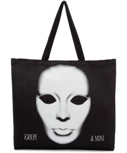 Perks And Mini | Canvas Phantom Tote Bag