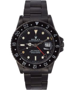Black Limited Edition | Matte Rolex Gmt Master Ii