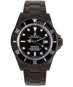 Black Limited Edition | Matte Rolex Sea Dweller Watch