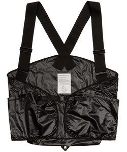 Sasquatchfabrix | Black Backpack Vest