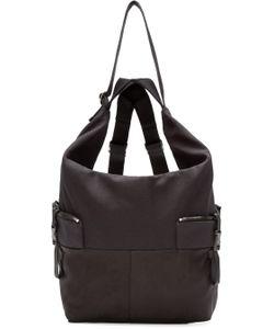 C te and Ciel | Black Medium Ganges Alias Backpack