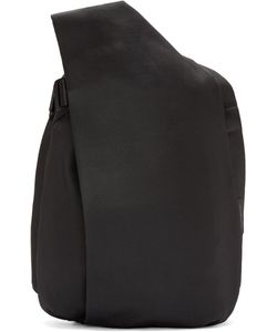 C te and Ciel | Black Canvas Isar Backpack