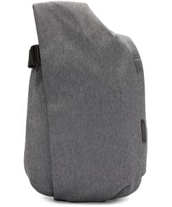 C te and Ciel | Grey Canvas Isar Backpack