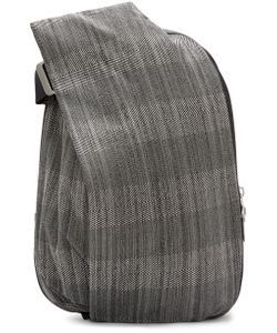 C te and Ciel | Grey And Black Medium Isar Backpack
